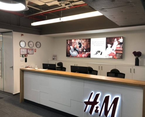 H&M, Unirii View